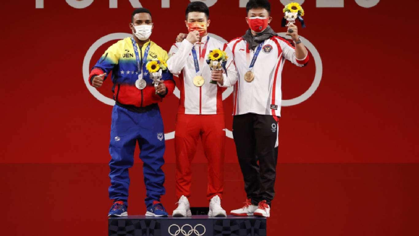 Zlato i svjetski rekord za Kineza Shi Zhiyonga