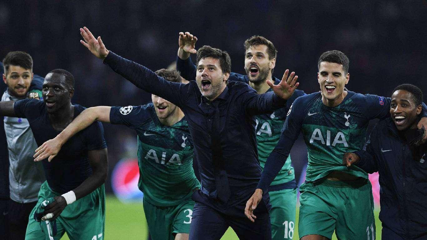 Prvo finale Tottenhama
