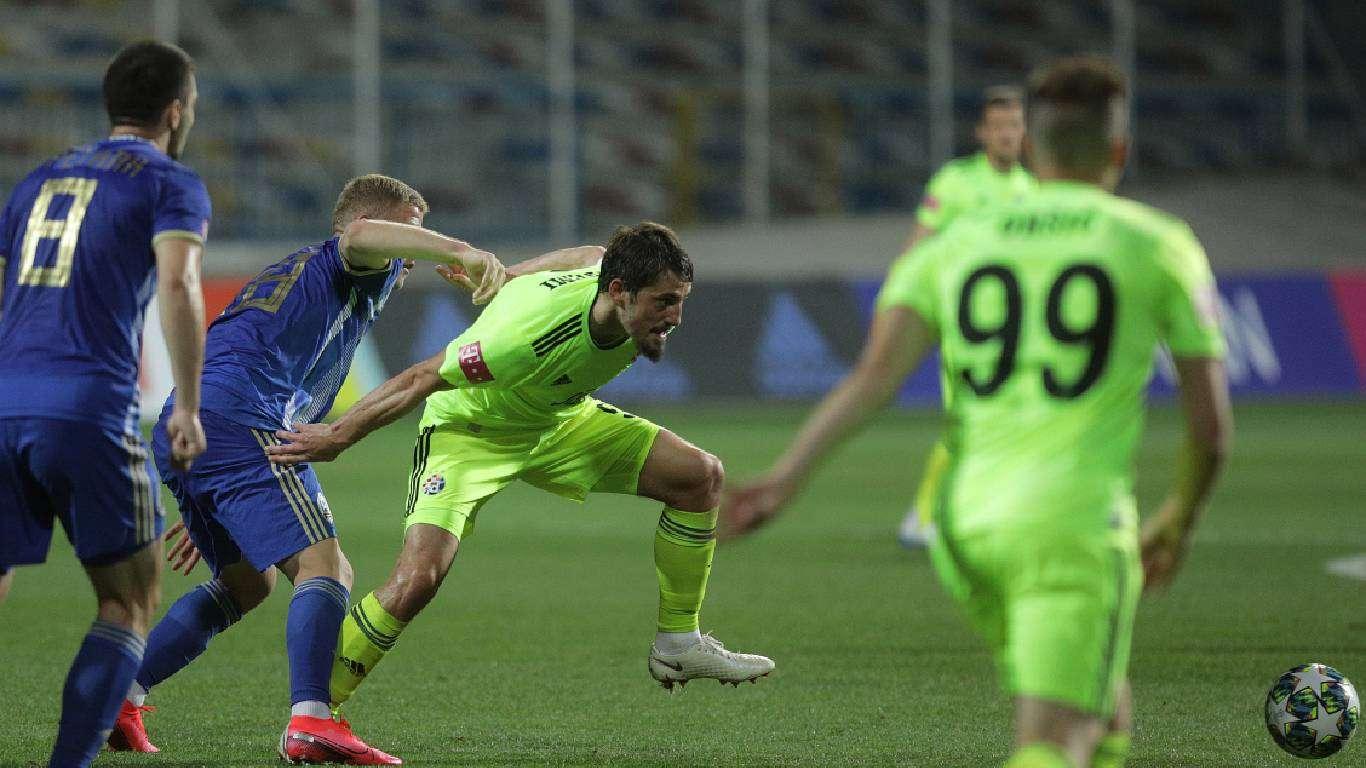 Lokomotiva svladala Dinamo
