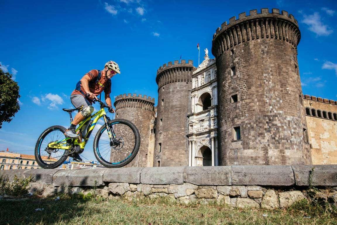 Mountain bike TransNapoli