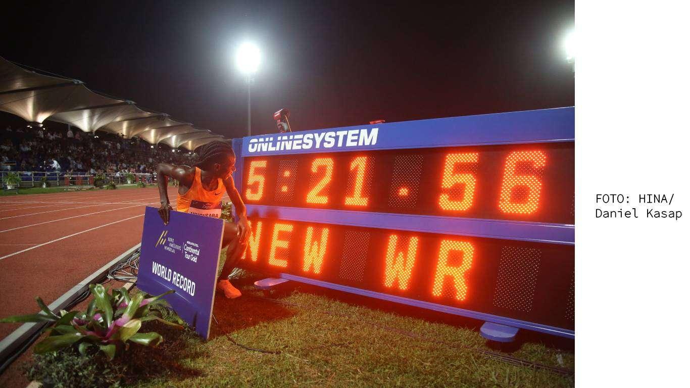 Svjetski rekord na Hanžeku