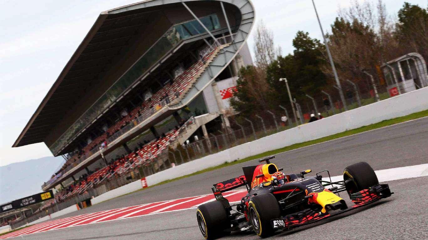 F1 razmatra staze