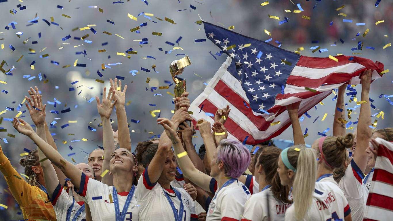 Amerikanke prvakinje