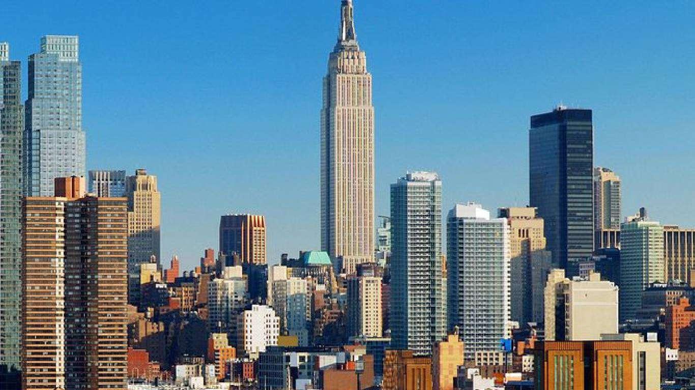 Donacija New Yorku