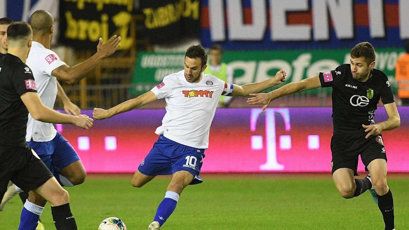 Pobjede Hajduka i Osijeka