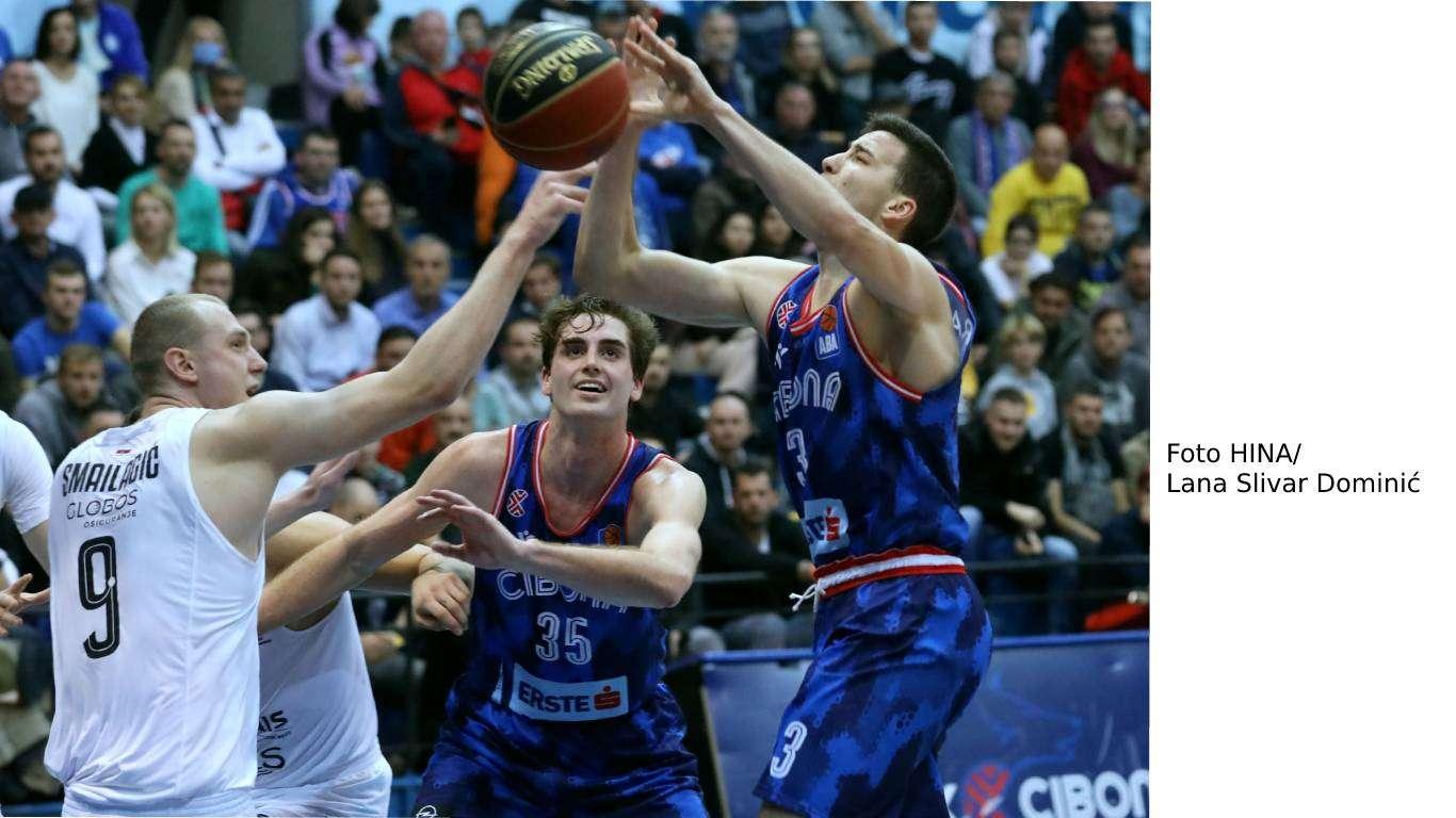 Poraz Cibone od Partizana
