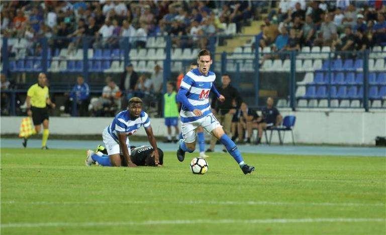 Osijek - Rangers 0:1