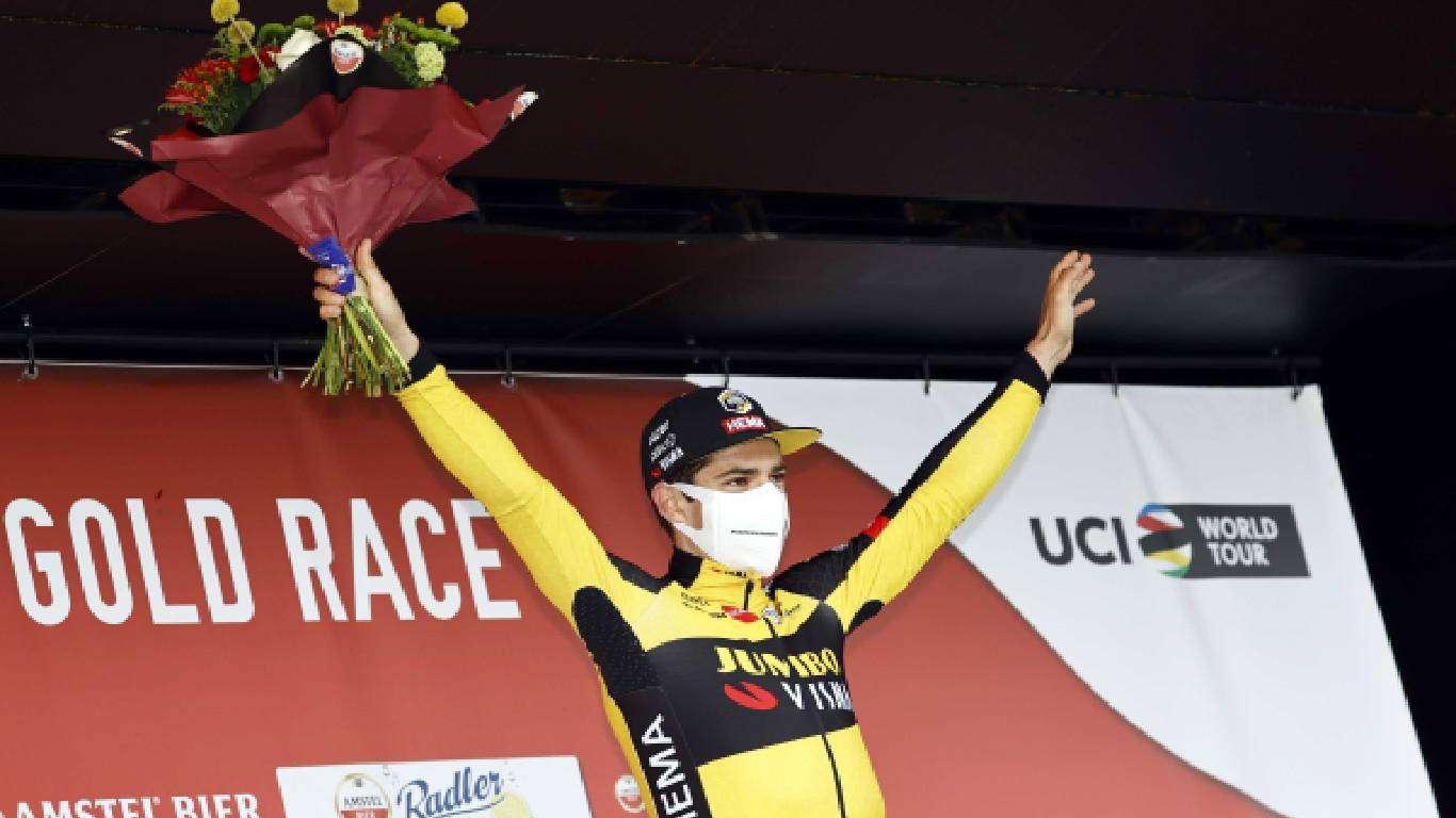 Van Aertu Amstel Gold Race