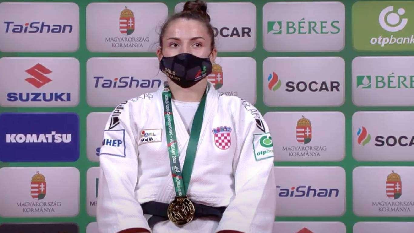 Barbara Matić svjetska prvakinja