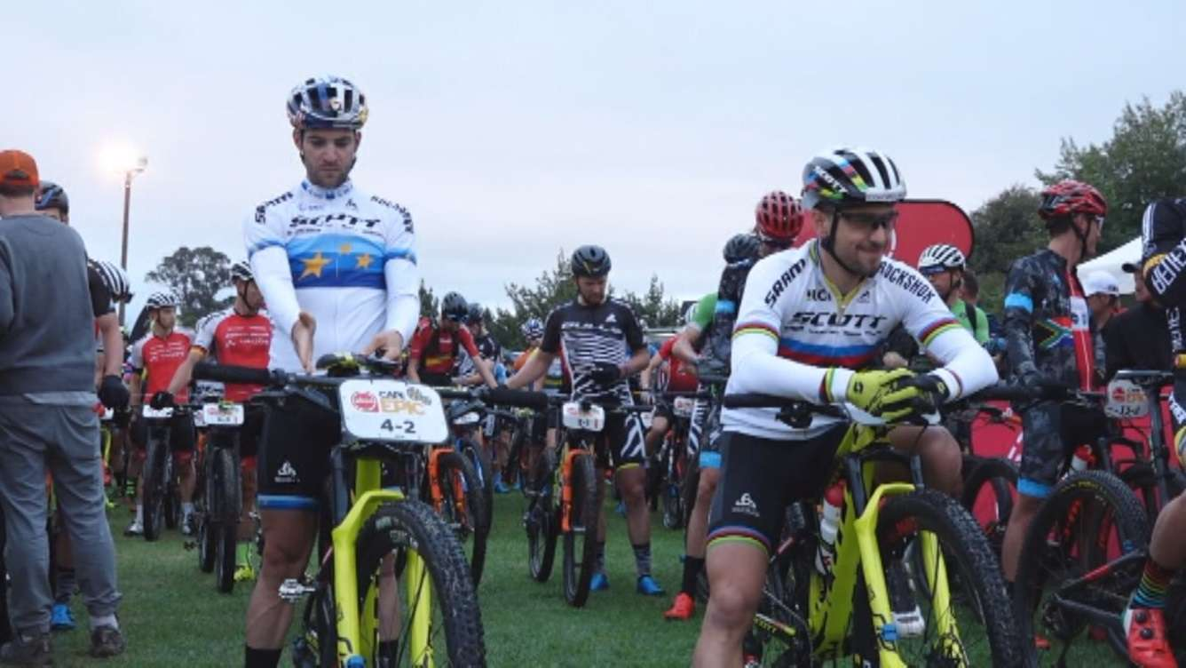 Cape Epic, biciklizam