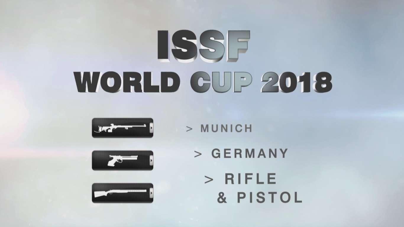 Streljaštvo Svjetski kup München, magazin