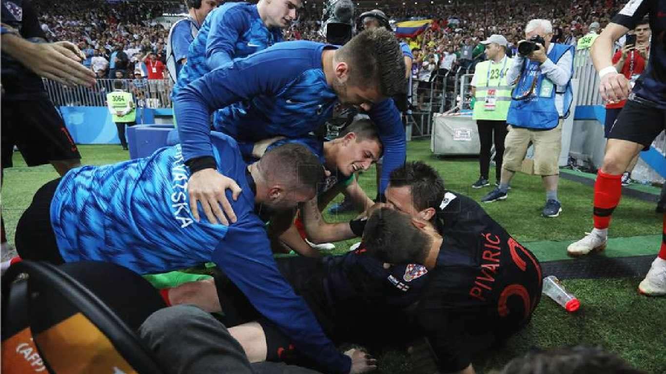 Mandžukić odveo Hrvatsku u finale