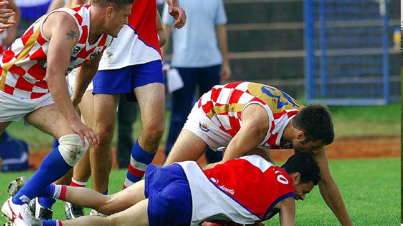 Australski nogomet