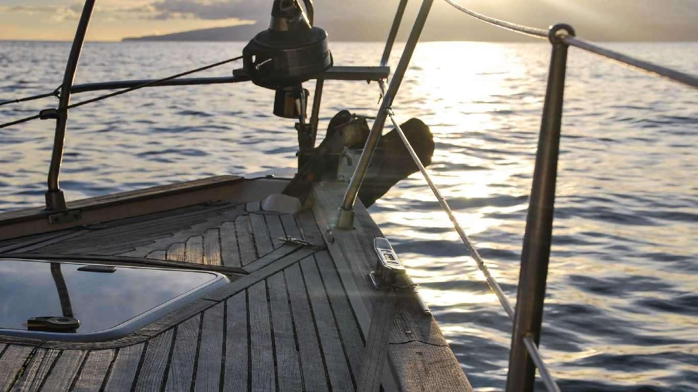 Kad naš brod plovi