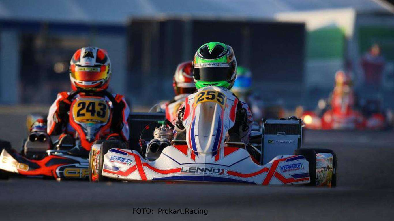 Karting, GP Francuske