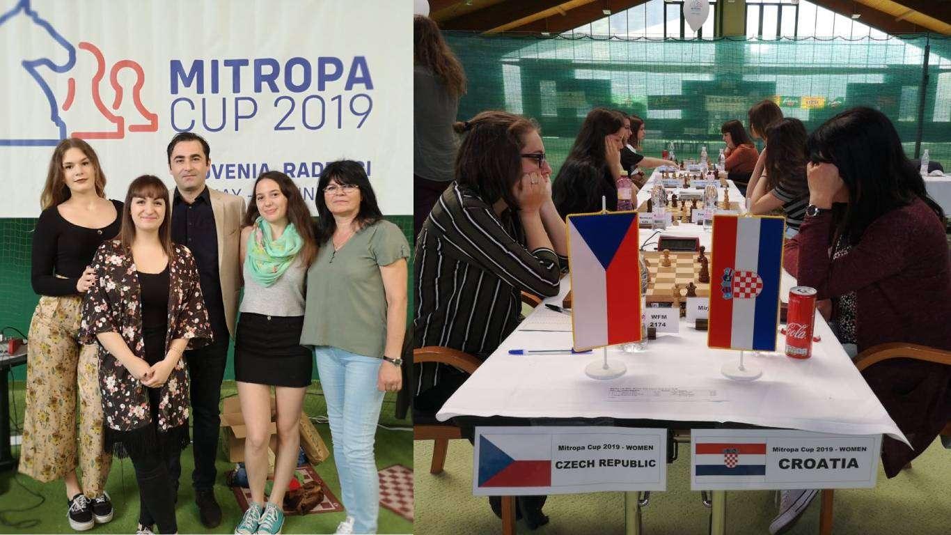 Šahisticama Mitropa kup
