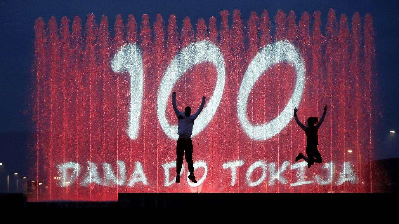 100 dana do OI u Tokiju