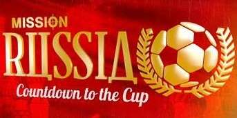 Misija Rusija, nogometni magazin