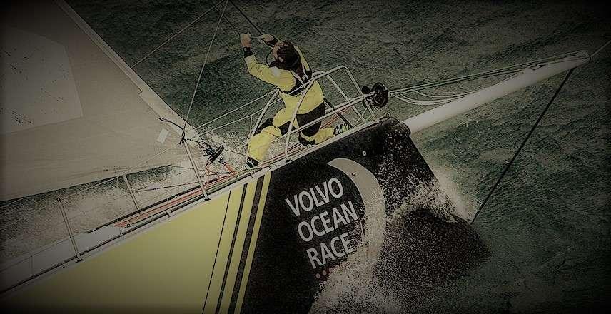 Volvo Ocean race, magazin