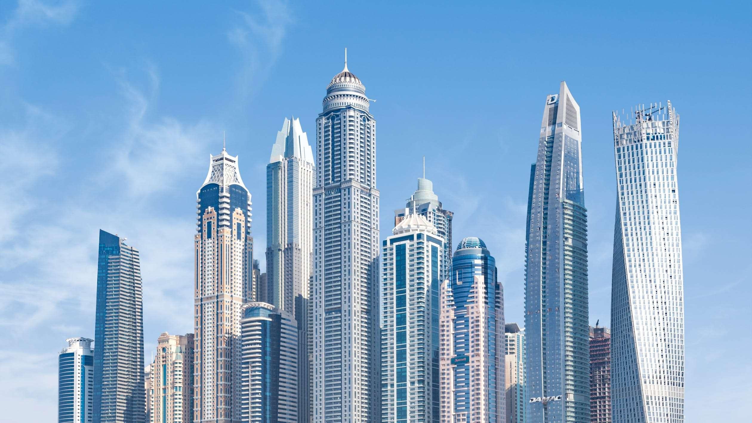 Dubai Internacional Baja, magazin