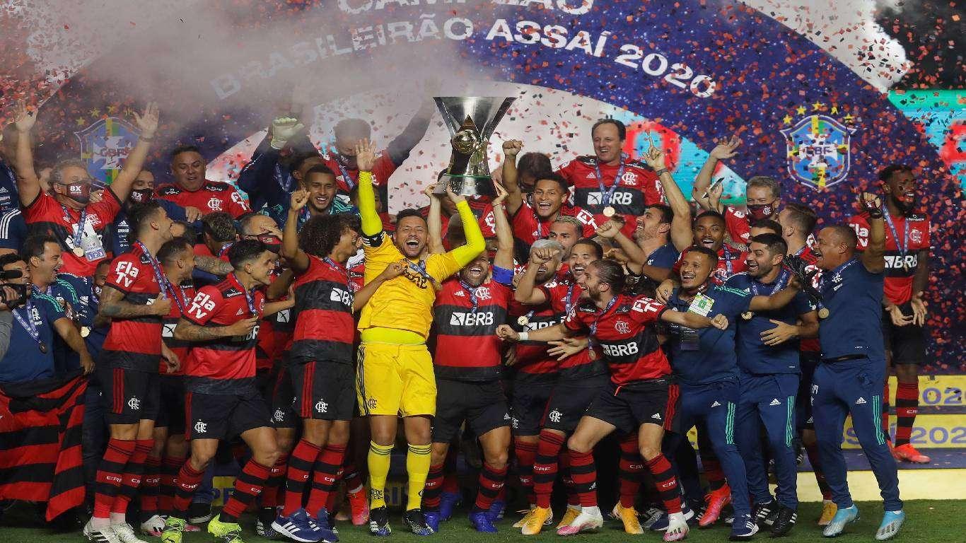 Flamengo brazilski prvak
