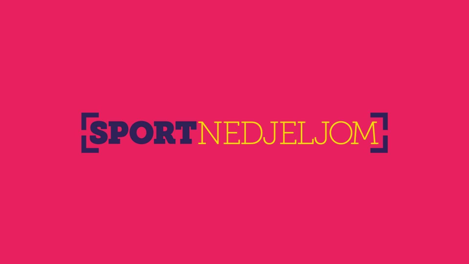 Sport nedjeljom, emisija