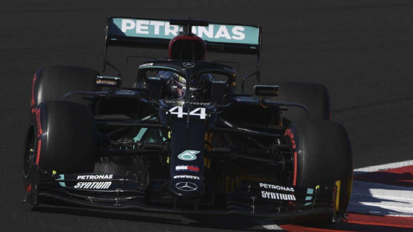Hamilton prestigao Schumachera