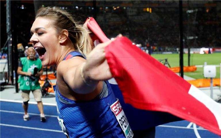 EP atletika: Sandra Perković ušla u povijest