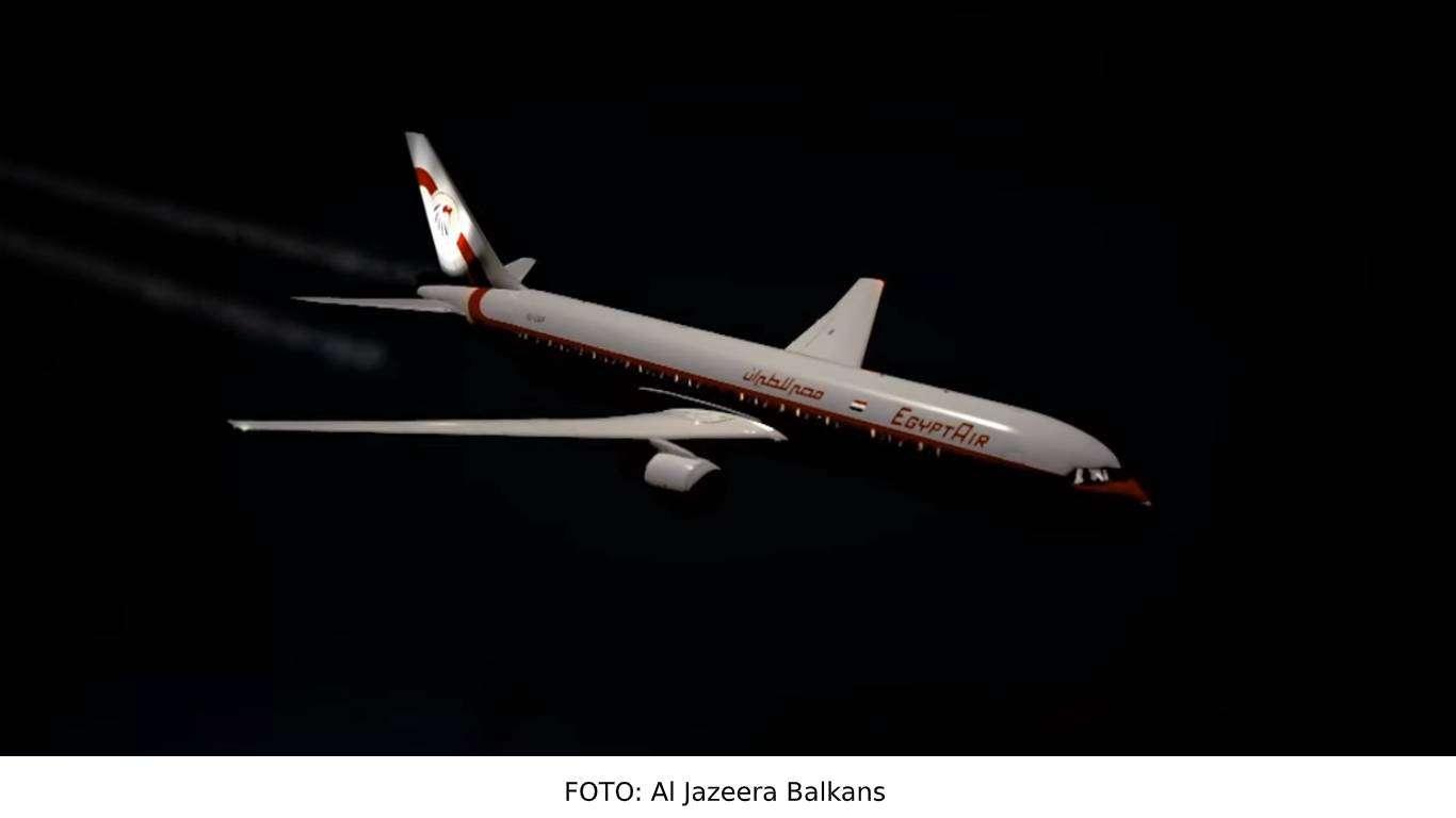 Širom svijeta – Let 990
