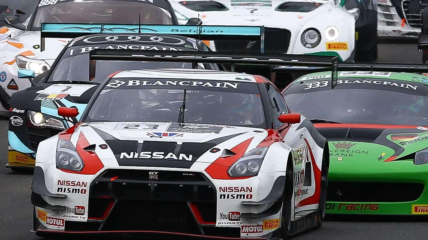 Blancpain GT serija, sažetak