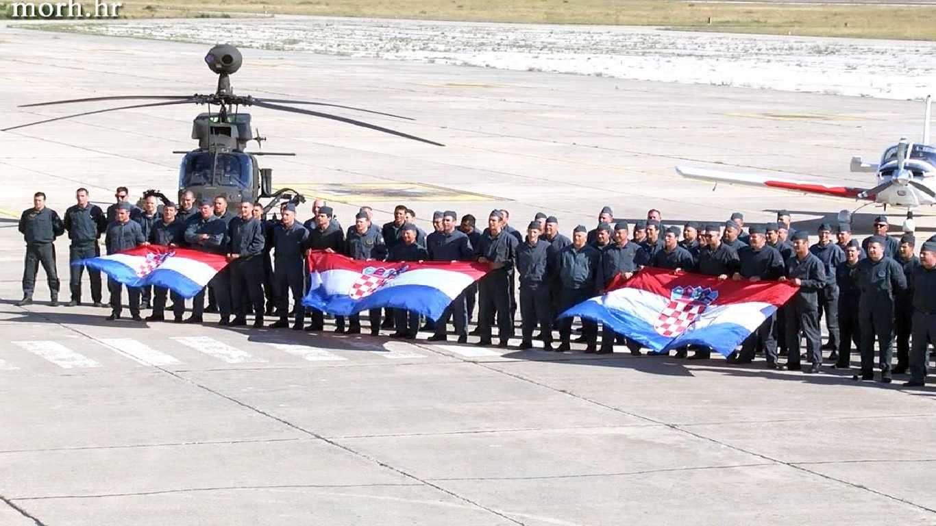 Hrvatska vojska uz Vatrene