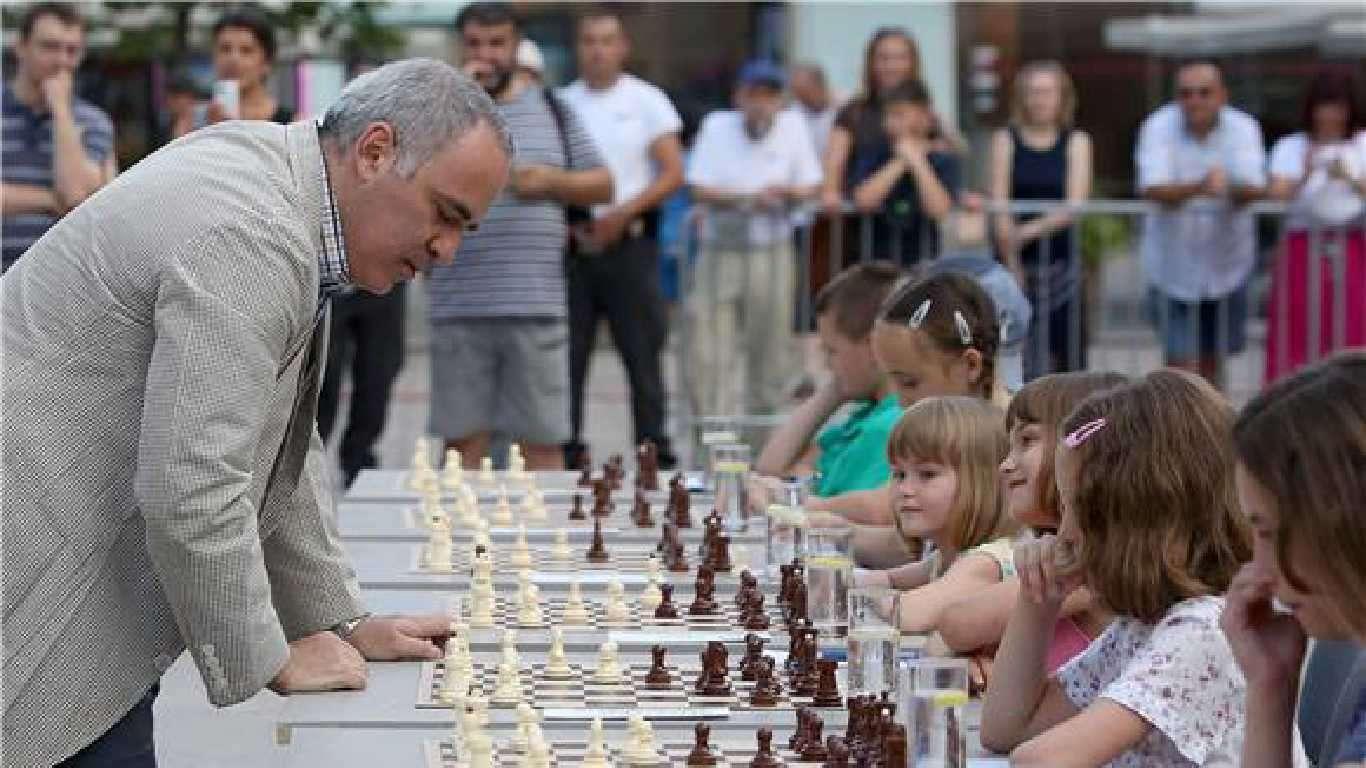 Kasparov ponovo u Crikvenici