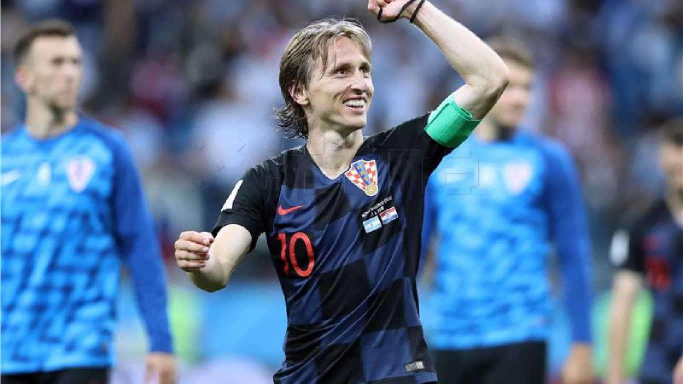 Modrić za igrača Europe