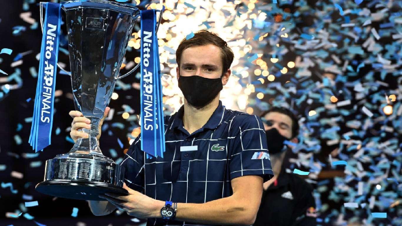 Medvedevu ATP Finale
