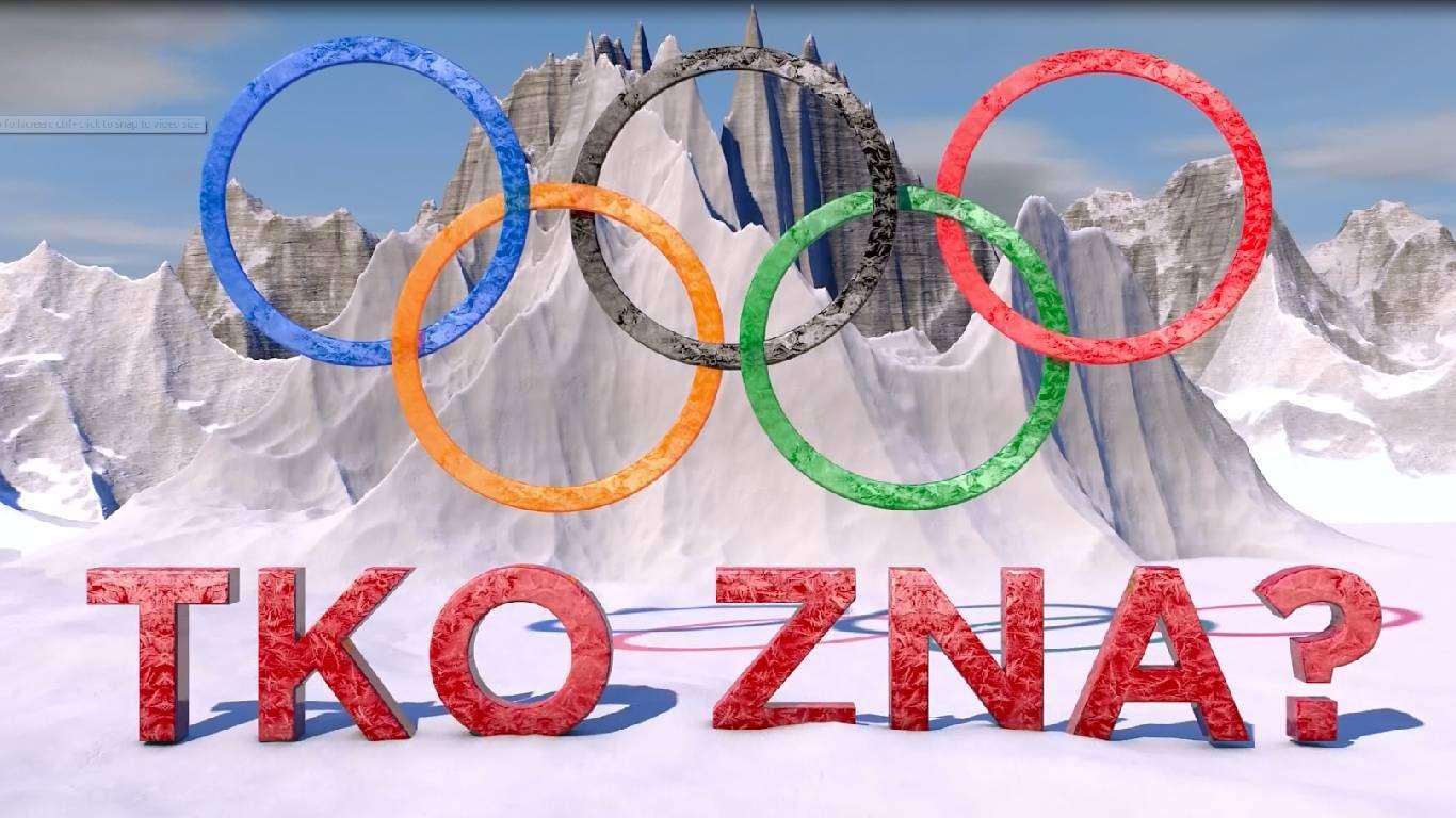 Tko zna, olimpijski kviz