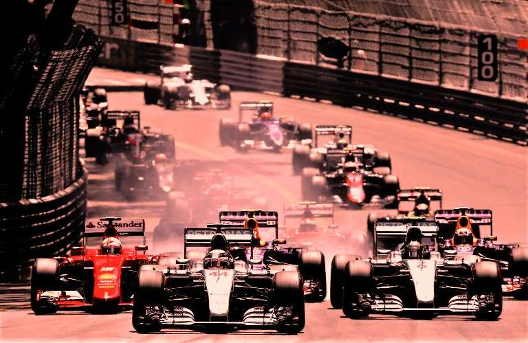Formula 1, Velika nagrada Njemačke, sažetak