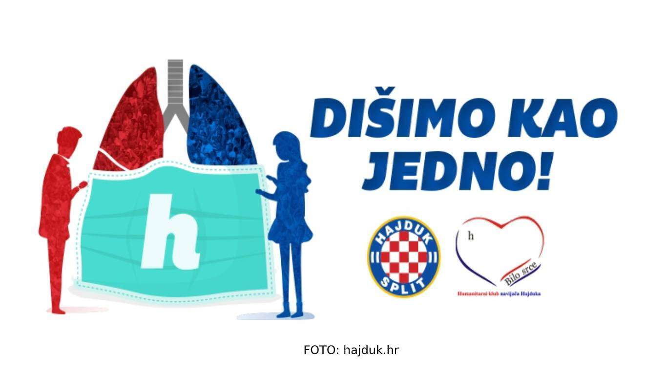 Hajduk pomaže KBC-u