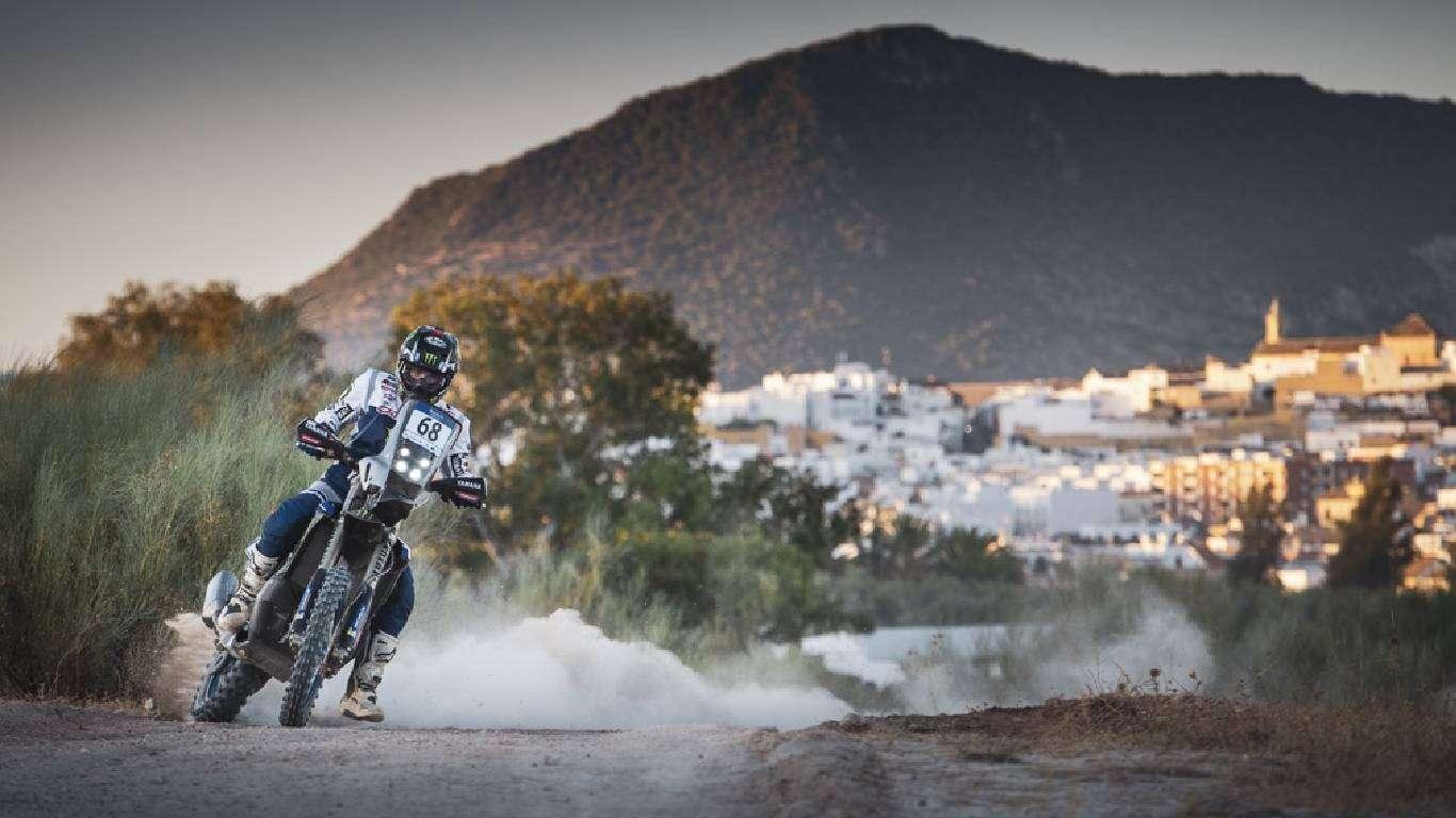 Rally Andaluzija, magazin