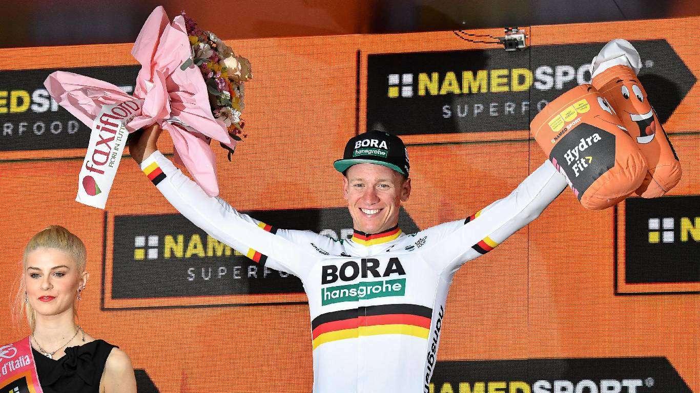Giro: Ackermannu 2. etapa