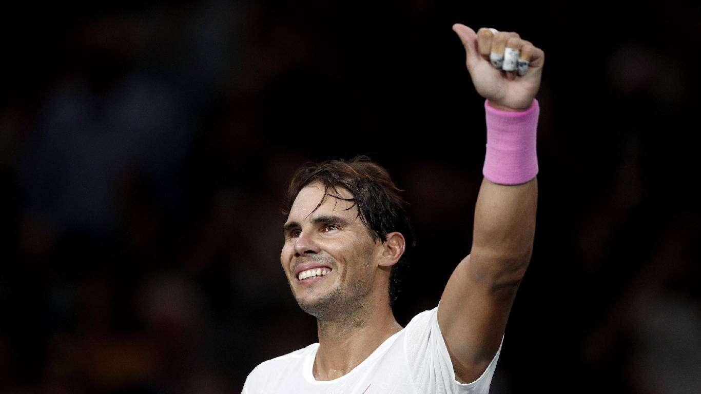Nadal u četvrtfinalu