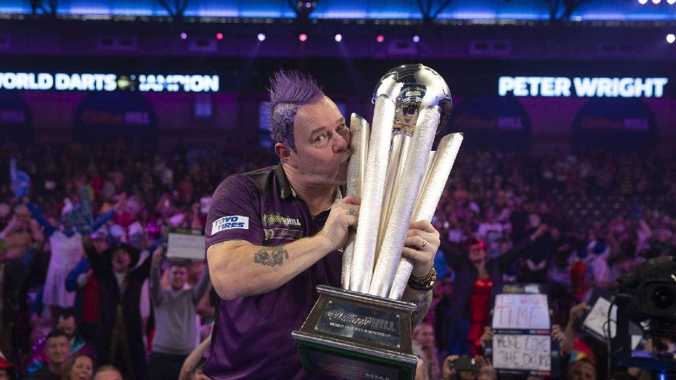 Wrightu naslov prvaka