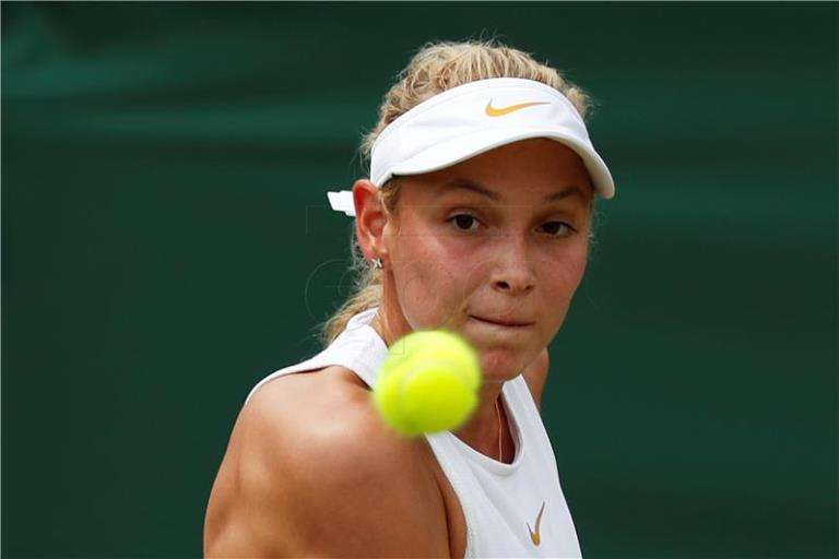 WTA Washington: Vekić u finalu protiv Kuznjecove