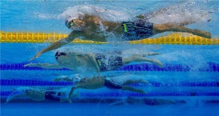 EP plivanje: Marin Mogić osmi u finalu na 800 m slobodno