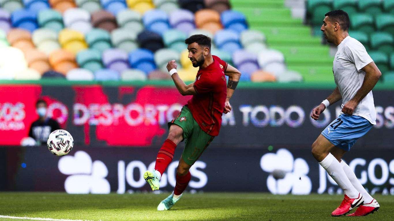 Portugal - Izrael 4:0