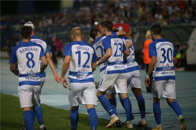HNL: Osijek - Hajduk 4-1
