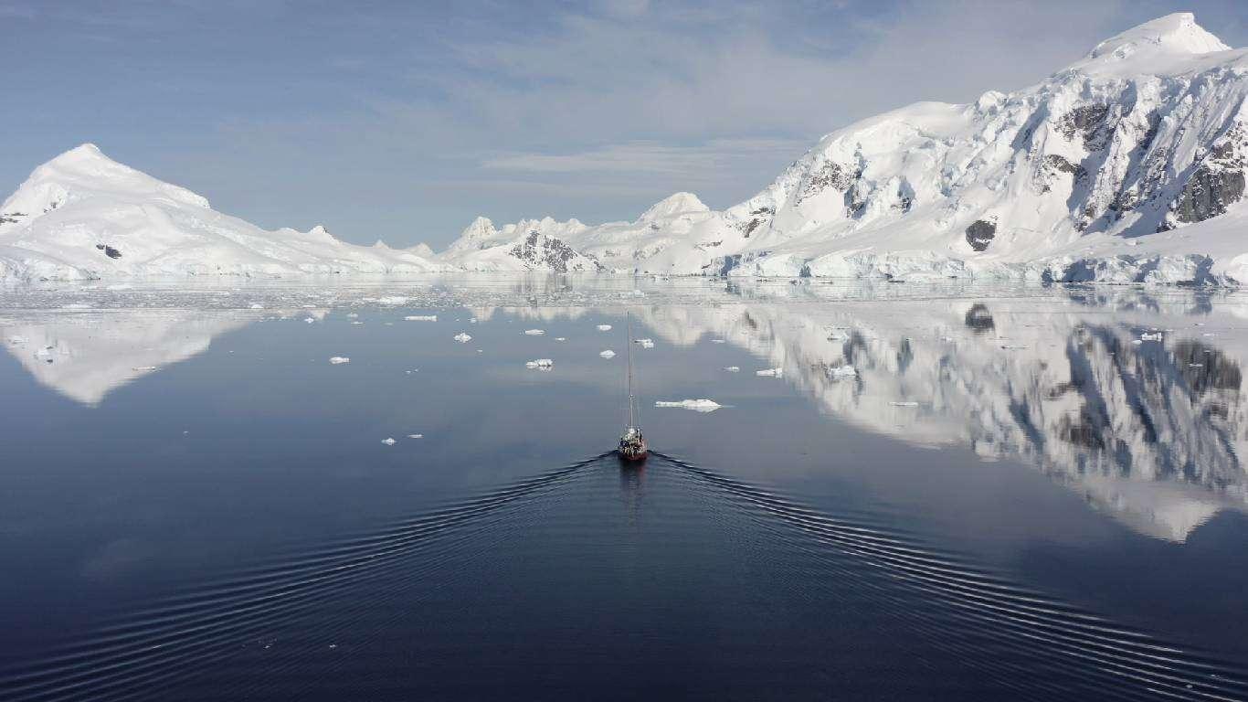 Ekspedicija Antarktika
