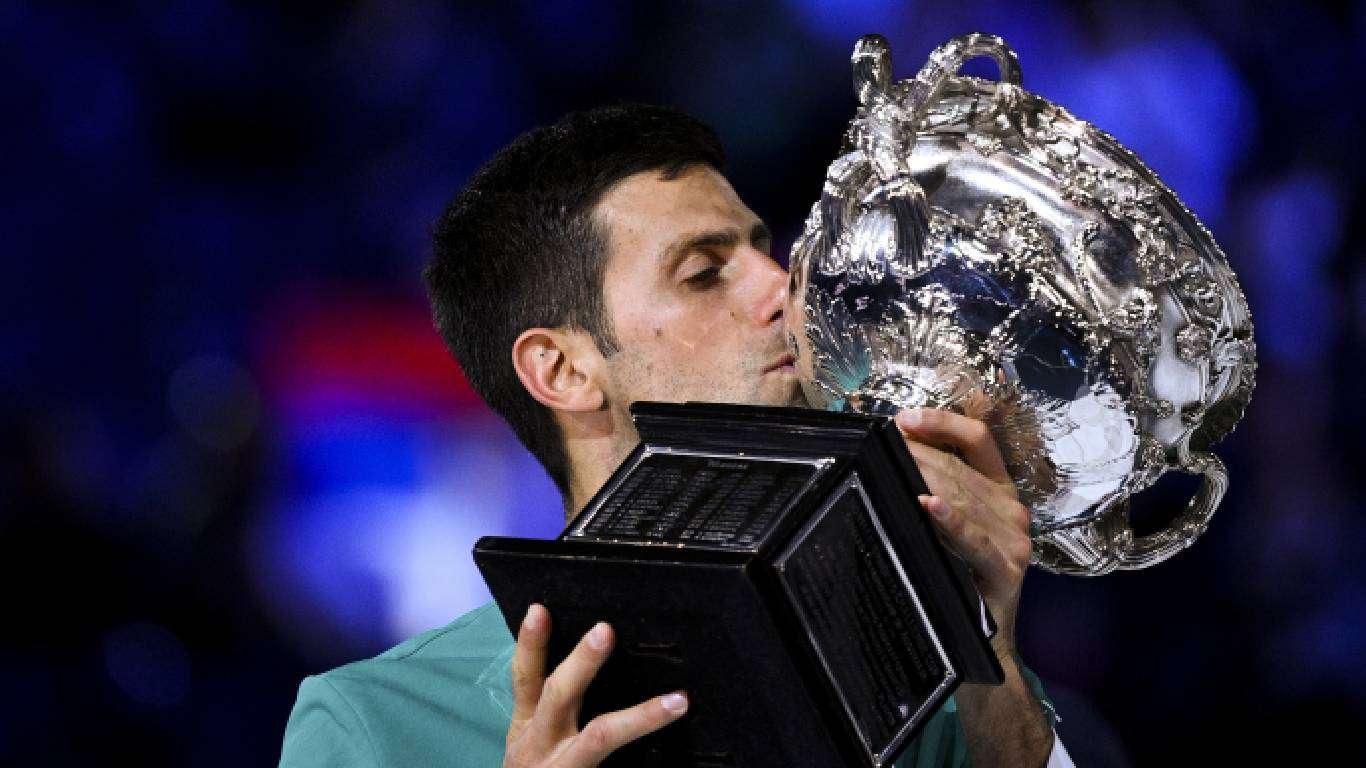 Đoković 9. put osvojio Australian Open
