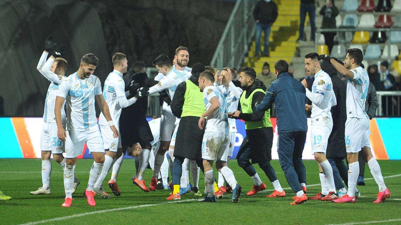 Rijeka izbacila Dinamo