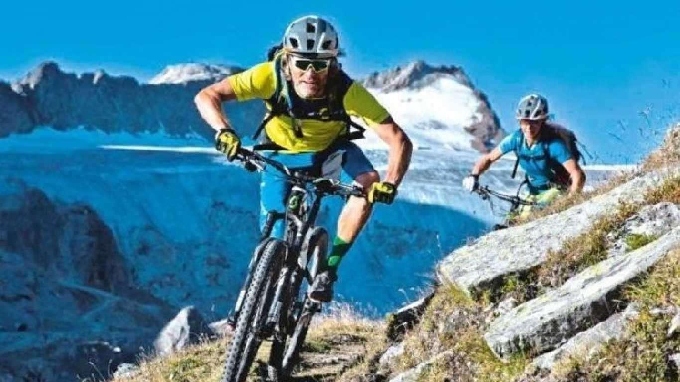 Biciklizam Öetztal