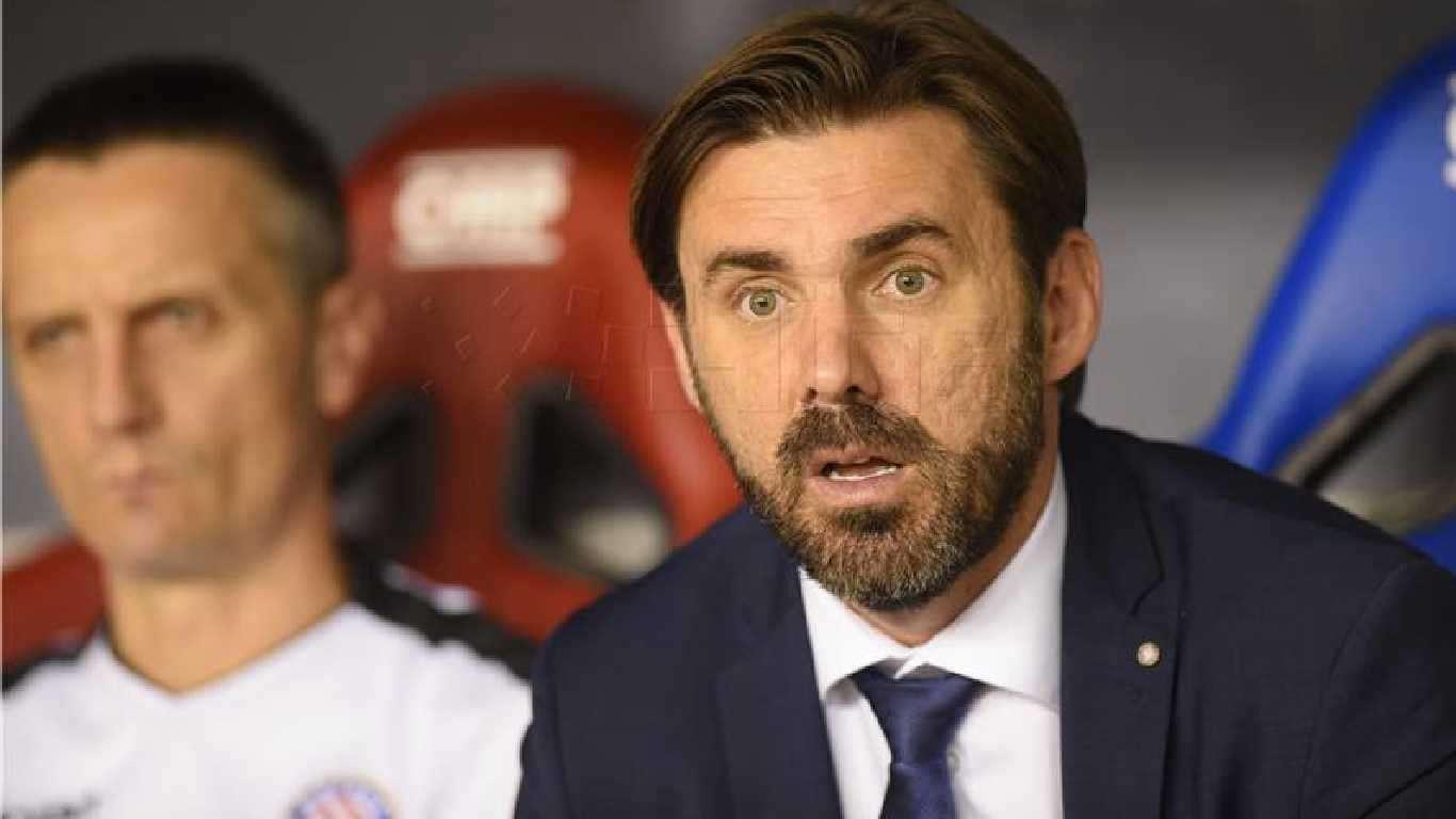 Ostavka trenera Hajduka